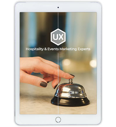 UX-Digital, Hospitality & Events Marketing Experts