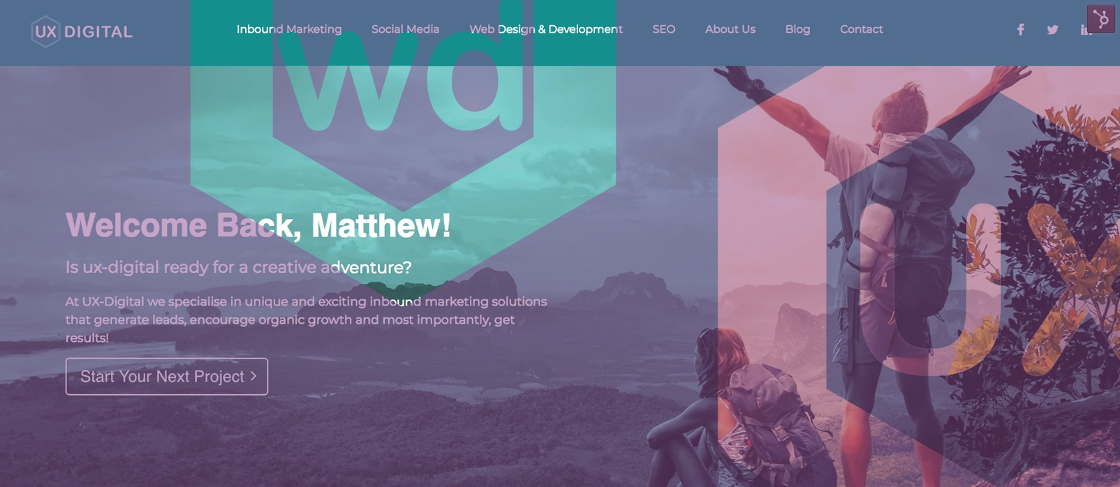 UX_website personalisation-featured