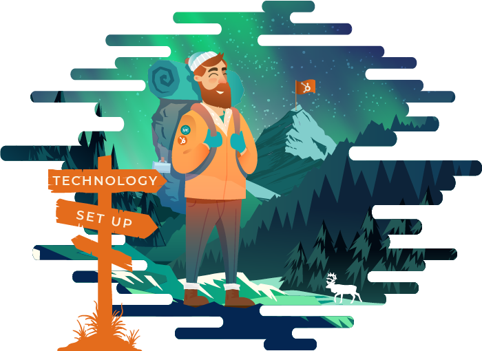 HubSpot Onboarding with UX-Digital: Step 2 - Technical Set Up