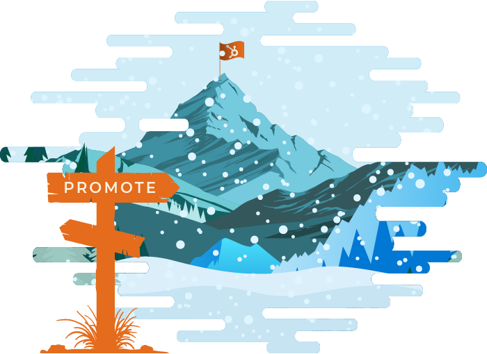 HubSpot Onboarding with UX-Digital: Step 5 - Promote